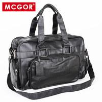new coming  2014 man handbag  high quality pu leather messenger bag  big casual  durable  travel bag for men