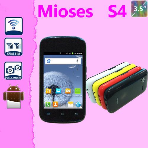 Free shipping Mini i9300 Android phone MTK6515 1GHZ CPU 3 5 inch multi touch screen cheap Nokia Lumia 520 – giá tiền cạnh tranh mà chất lượng của dòng điện thoại Nokia