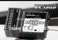 Free Shipping Original Walkera RX1202 2.4Ghz 12 Channel RC Receiver  Walker Devention Devo 12s Digital Transmitter boy toy