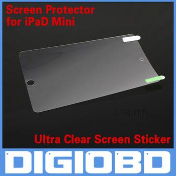 Ultra Clear Screen Sticker Protector Film Guard for iPad mini