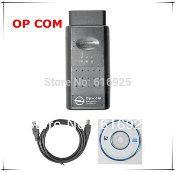 Professional OBD2 Op-com V1.45 / Op Com / Opcom for Opel Scan tool V1.45  with Newest version