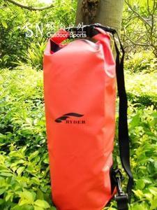 10Ldry Bag Waterproof Bag Kayak Canoe Rafting Swiming Fishing Surfing Bag Red In Stock Wholesale