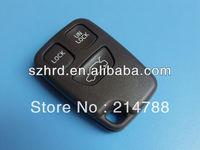 Volvo 3 button remote key shell key fob key case key cover key shell car keywholesale and retail