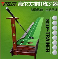 2013 High Quality Indoor Golf Wood Putting Practice Fairway Cue Sports Goods Leisure Sports 162803 Free shipping