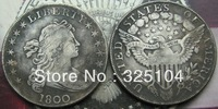 1800 Draped Bust Dollar COIN COPY FREE SHIPPING