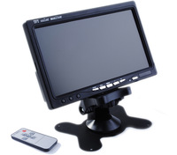 """7"""" LCD Color Monitor Video Screen FPV Device for Rc Airplane Multicopter Car"""