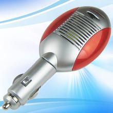 Free Shipping 12V 1.2W Car Ionizer Air Fresh Purifier Deodorizer Oxygen Red Fresher 8841(China (Mainland))