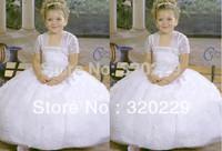 Flower girl dresses for weddings Girl party dress Flower Girls dresses  LJ029 Vestido de dama de honra de crianca