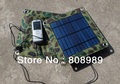 3W Solar Charger for Mobile Phones+USB Output+High Quality Mono Solar Panel Solar battery Charger power station+Free Shipping