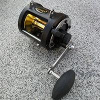 Freeshipping, GOLDEN LD9000 24kg 8BB, deep sea boat fishing trolling reel