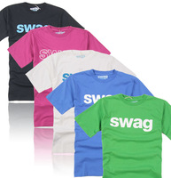 Sw spring and autumn short-sleeve T-shirt 100% cotton 0.25 1123