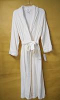 Lengthen Men double faced coral fleece bathrobe robe 0.85 4514