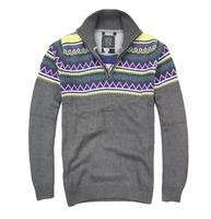Fashion preppy style loose Men sweater 0.55 1423
