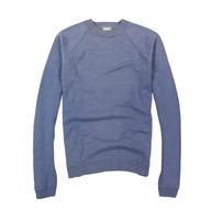 Brief comfortable male sweater raglan sleeve o-neck sweater 0.5 3313