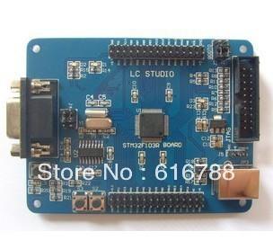 ARM Cortex - M3 STM32F103R8T6 MINI STM32 development board,free shipping