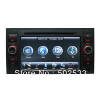 Car DVD Player Radio GPS Navigation System Ipod with Touch LCD For Ford Focus / Transit / S-Max /Galaxy