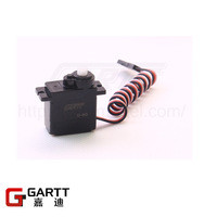 Freeshipping GARTT (5 PIECES/LOT)  9g Micro Digital Servo Better Than SG90 For 200 450 480 RC Helicopter & Airplane Big Sale