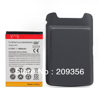 A+ Grade High Quality High Capacity J-M1 3600mAh External battery For Blackberry Bold Touch 9900 / 9850 /9860
