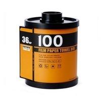 Cute Film Paper Towel Box 100 Film Canister Tissue Plastic Toilet Roll Holder Dispenser Storage Box Case For Desktop