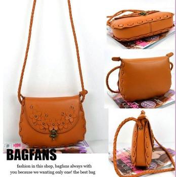 Fashion Envelope Retro Woven bag Rope Messenger Bags Shoulder bag handbags with flowers drop shipping W1278