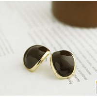 Min.order is $15 (mix order) 2151 accessories hot-selling novelty sangioveses coffee beans stud earring pea earrings 6