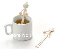 Free shipping/EMS,Retail Pack Soak me cruelly stirring stick as coffee muddler,plastic milk stir stick as kitchen bar supply.