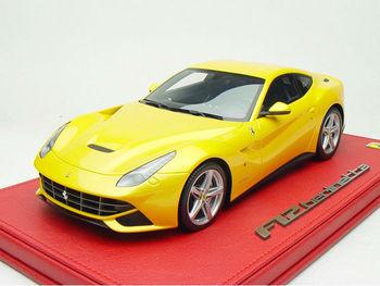 F12 Alloy model car 1:18 Green Red Yellow Orange
