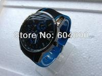 Free shipping, 2012 Fashion unisex wrist Watches for Men/Women quartz analog Watch,10 colors