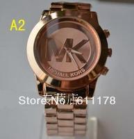 Наручные часы HOT MK Watch Newest style women's shiny Watch Men's Watch MICHAEL +Janpan Movement+ #207