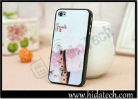 100pcs/lot,DHL Free Shipping! For iPhone 4 Cute Baby Hard Case,Love Cover Case for iPhone 4/4S
