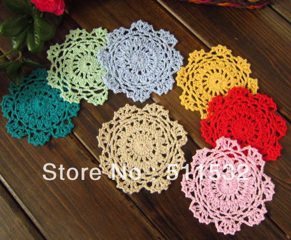 EMS Free shipping 100% cotton Handmade crochet Special ...
