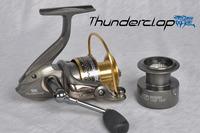 Free shipping, VIVA THUNDERCLAP VDA 2000/3000/3500/4000/5000, 7BB+1RB spinning fishing reel