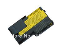 Laptop Battery 4400MAH For ThinkPad T20 T21 T23 T24 02K6620 02K6649 02K7025 02K7026 08K8026 02K6626 02k6627 02K7030 02K7032