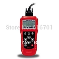 ALKOBD Autel MaxiDiag EU702 OBD Code Reader Scanner MaxiDiag EU702 Autel Scanner for European Cars