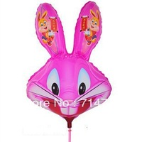 Large dry bugs bunny balloon