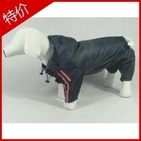 New arrived large dog burberry waterproof nylon pet clothes dog clothes dog raincoat large dog raincoat husky raincoat