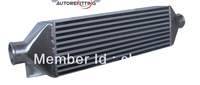 UNIVERSAL INTERCOOLERS 460MMX160MMX90MM CORE SIZE BAR AND PLATE STYLE DESIGN