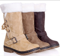 High Quality Warm Winter Snow Boots 34-39 SIZE 3 COLOR