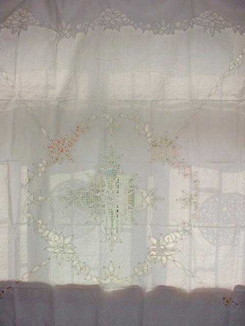 Battenburg Lace Shower Curtains - Best Curtains 2017