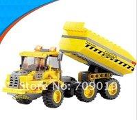 holiday sale  Enlighten Child 8043 Educational Engineering Series KAZI building block sets,diy toy free Shipping