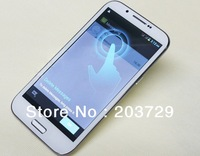 MTK 6577 5.5inch  Dual-core 3G Smart phone Touch Screen Android 4.0 Dual SIM Card 1GB 4GB 8.0MP Camra For N7100 NoteII  I9330
