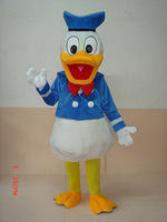 Adult Donald Duck Mascot Costume For Festival PARTY Free Shipping