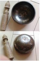 Tibetan copper bowl singing bowls
