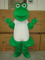 Frog Adult Mascot Costume PARTY Total Free Shipping