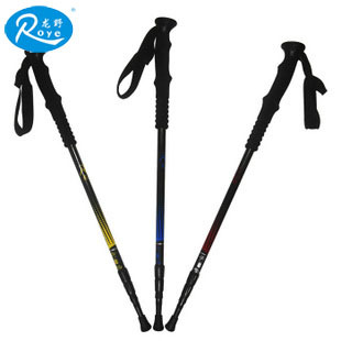 Big discount Straight shank ultra-light carbon fiber outdoor hiking pole hiking walking stick gaga sales(China (Mainland))
