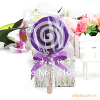 Free Shipping handmade  soaps Lovely lollipop series of soap