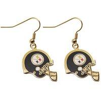 2014 new fashion New England Patriots team helmet wire earrings Silver earrings women earring hooks statement