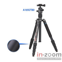 New Benro A1692TB0 Aluminium Tripod Monopod Travel Angel Kit *Free shipping