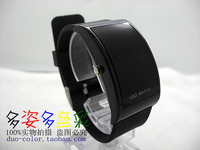 Fashion led watch electronic watch non-mainstream watch lovers watch sports