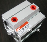 Pneumatic element, SDA super thin cylinder SDA100-5 Bore100mm stroke5mm